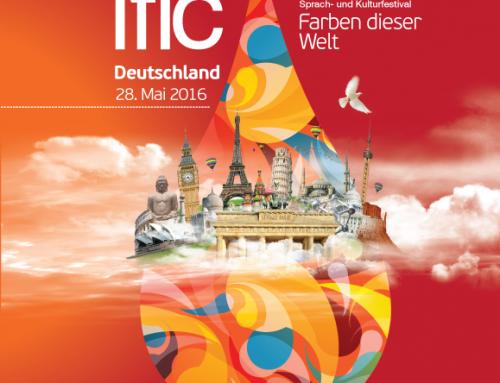 Save the Date: 14. Internationales Sprach- und Kulturfestival 2016