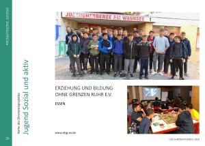 Jugend Sozial und aktiv