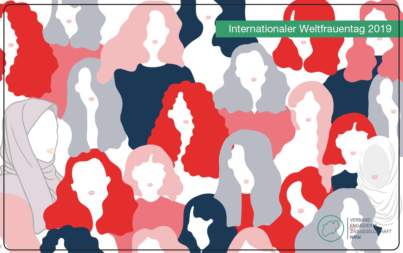 Pressemitteilung: Internationaler Weltfrauentag 2019