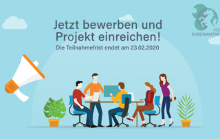 Ehrenamtspreis NRW 2019