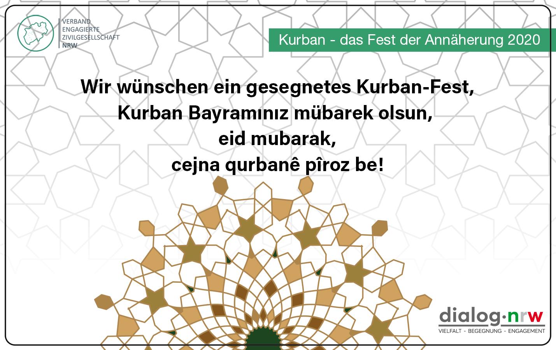 Kurban – das Fest der Annäherung