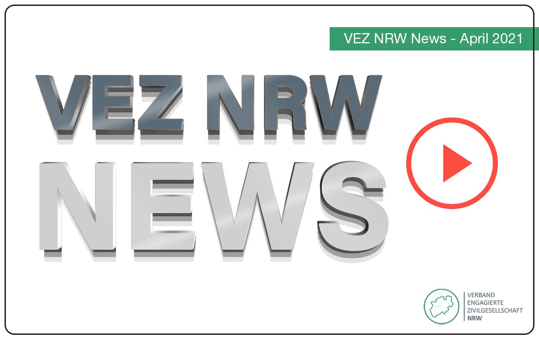 Newsletter Öffentlichkeitskampagne VEZ – April 2021